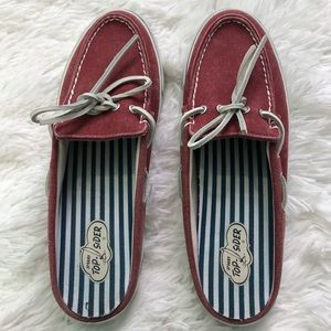 Sperry | Top Sider Mule Boat Shoes - 9M